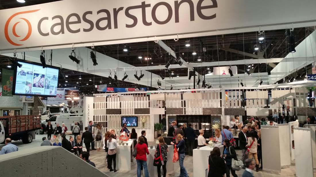 The best of 2015 kitchen and bath industry show kbis for Las vegas kitchen and bath show